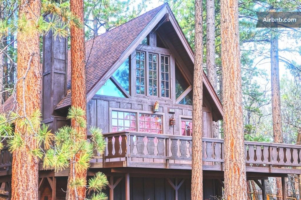 Cozy Swiss A Frame Cabin Netflix In Big Bear