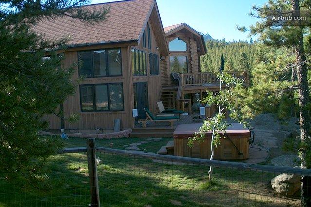 Blue sky mountain ranch 120 acres in black hawk