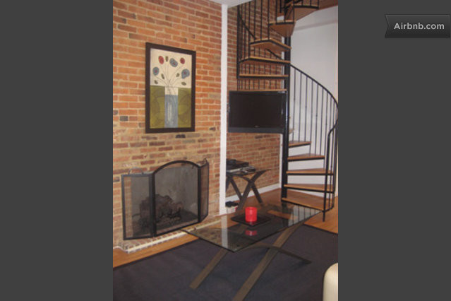 503 service unavailable airbnb for Two story spiral staircase