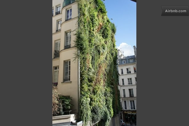 Appartement terrasse paris centre in paris for Appartement terrasse paris 14