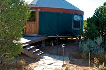 Awesome Yurt in Southeast Utah