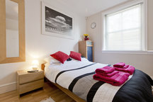 Brighton Double Room by the Beach