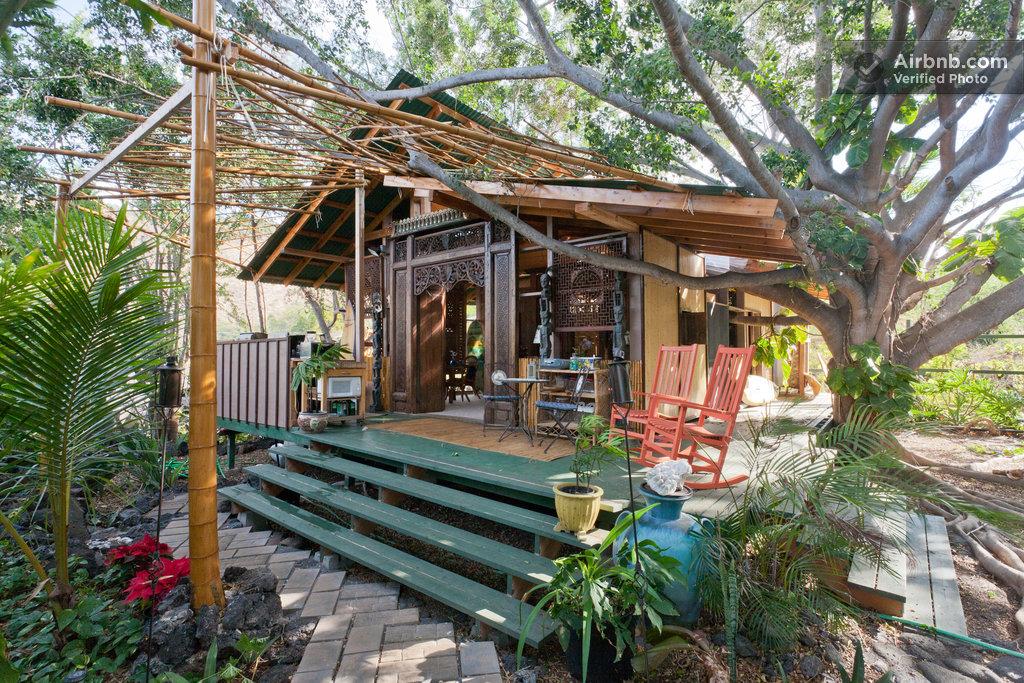 Kealakekua Bay Bali Cottage -at Bay a Captain Cook