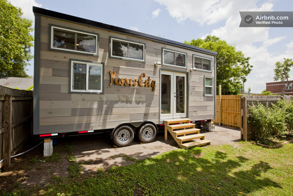 Music City 39 S Tiny House In Nashville