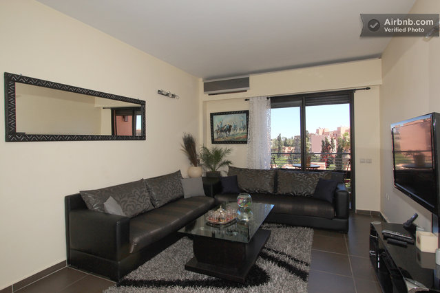 R sidence ghita centre ville gueliz marrakech - Decoration appartement marocaine moderne ...