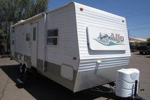 25' Travel Trailer w/ BIG slide!