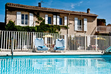 Big Apt near Avignon, Provence