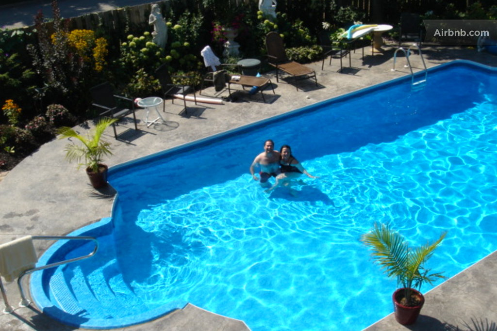 Bed And Breakfast Niagara On The Lake With Pool