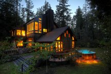 Moon View Room/Redwoods/Hot Tub