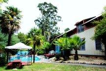 An Oasis Lodge