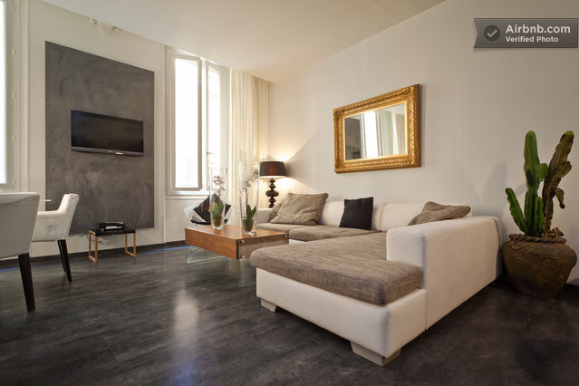Magnifique appartement de 50m2 nice for Salon sejour cuisine 50m2