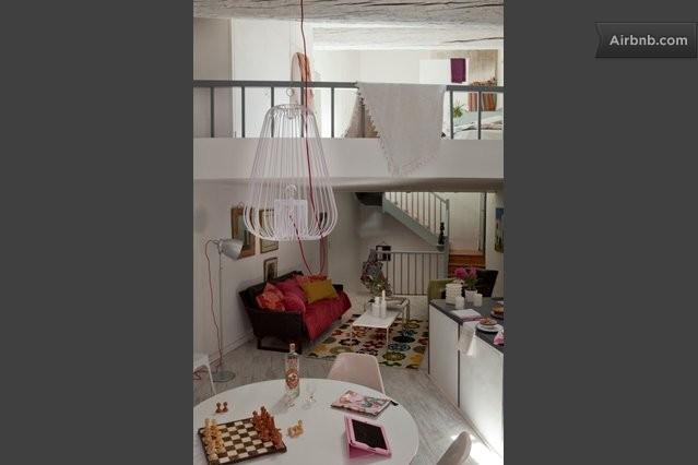 Loft artist studio in perpignan for Loft atelier artiste