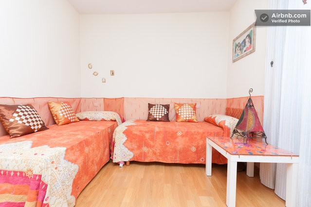 Habitaci n chillout con 2 camas - Habitacion 2 camas ...