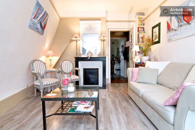 Appartement Plein De Charme Marais In Paris